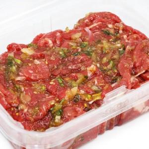 Marinated Beef Bulgogi